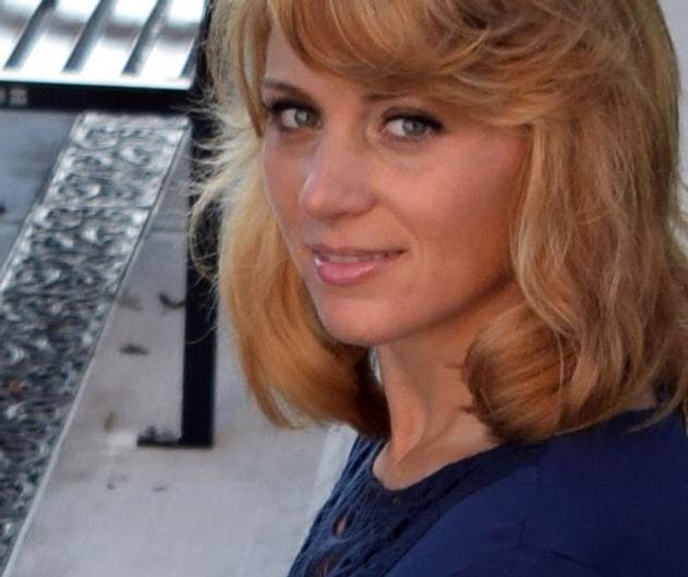 Author Marnie Grundman