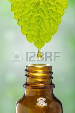 20369102-fluid-drops-down-from-leaf-as-symbol-for-alternative-herbal-medicine.jp