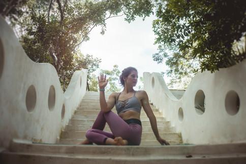 Yoga each day