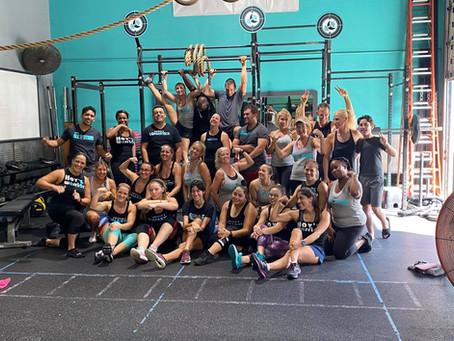 Top 20 Reasons Group Fitness Rocks