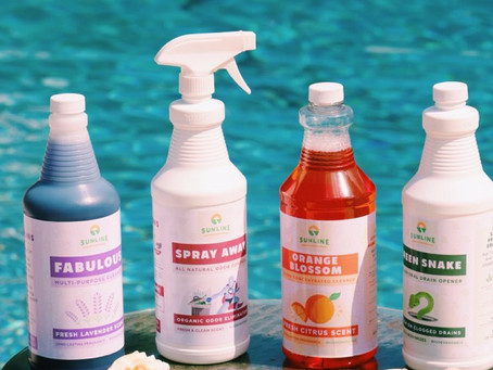 Welcome to Sunline! Florida's #1 Choice for Cleaning & Janitorial Products