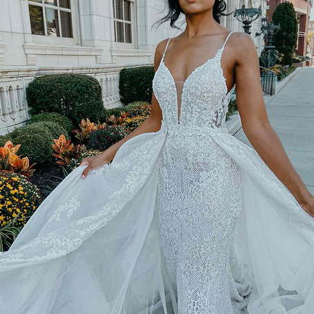 11 Hottest Bridal Trends of 2021