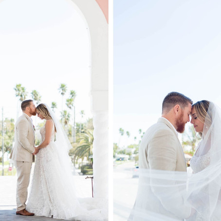Collection Bride Featured on Marry Me Tampa Bay