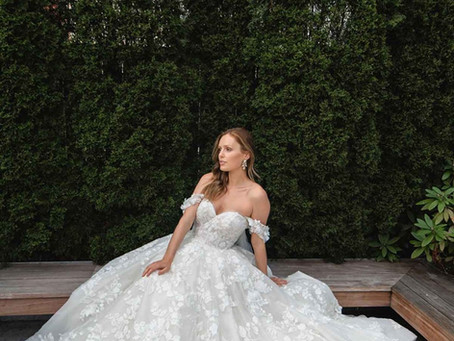 Top 6 Wedding Dress Silhouettes #DreamDressAlert