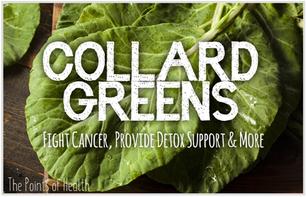 The Benefits of Collard Greens