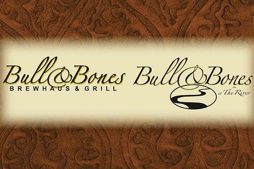 Bull & Bones Gift Card