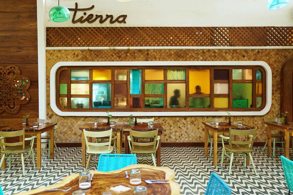 On-site Vegan Restaurant