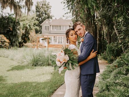 Old Florida Styled Wedding Shoot