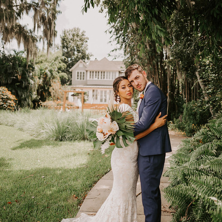 Old Florida Styled Wedding Shoot