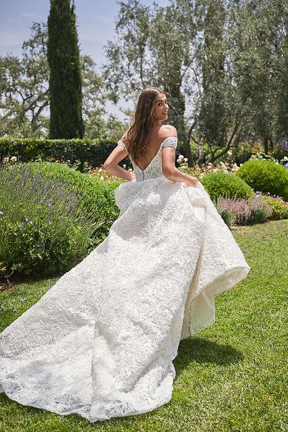 Monique Lhuillier Spring 2021 Bridal - J