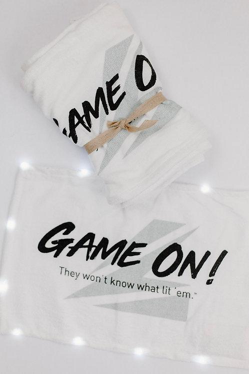 Game On Towel Bundle (8 Towels)