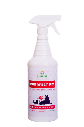 Purrfect Pet Enzyme Cleaner