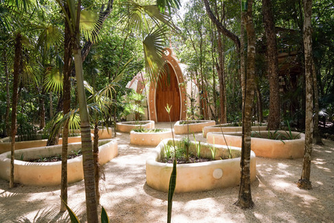 Special Art installations on hotel property
