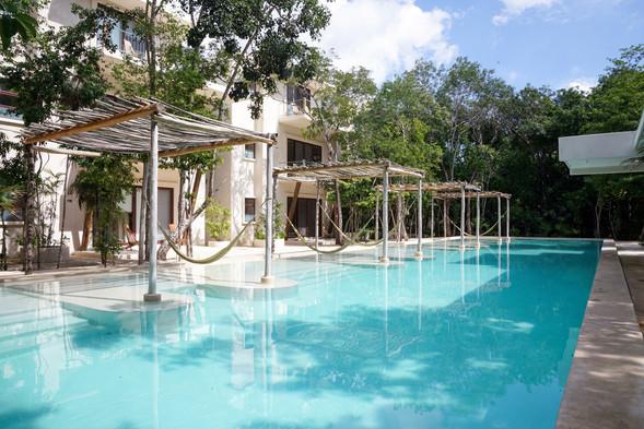 The incredible pool