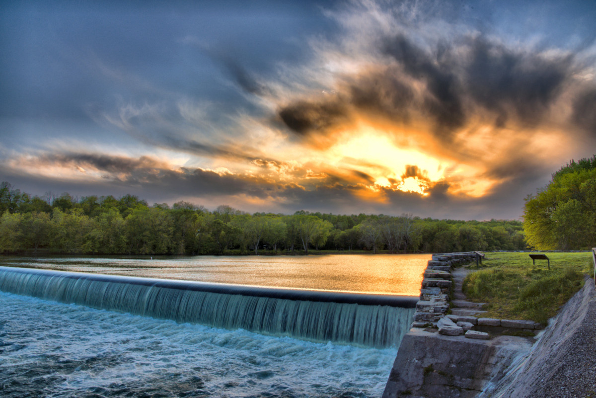 Dam #5, Clear Spring, MD