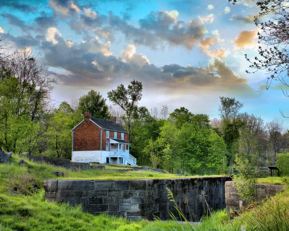 Four Locks, C&O National Historical Park