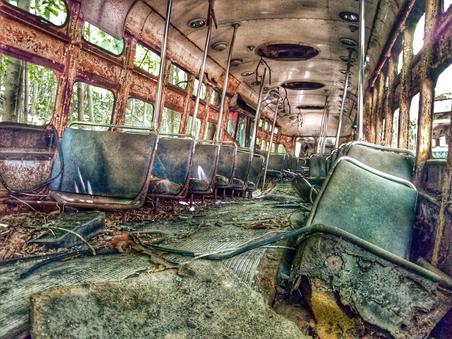 Retired Trolley
