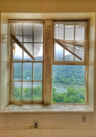 Abandoned Room With A View