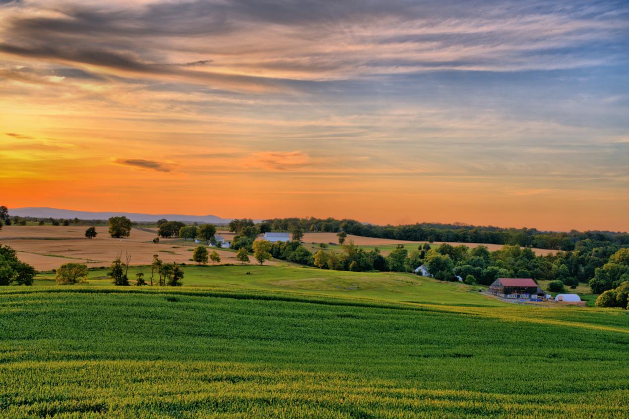 Sunset, Sharpsburg, MD
