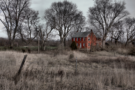 The Red Farmhouse