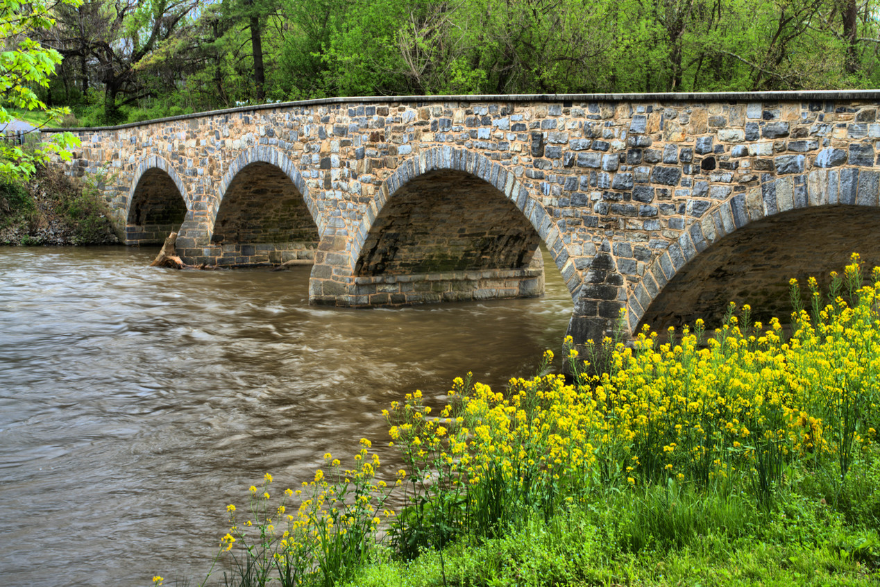 Antietam Ironworks Bridge circa 1832.jpg