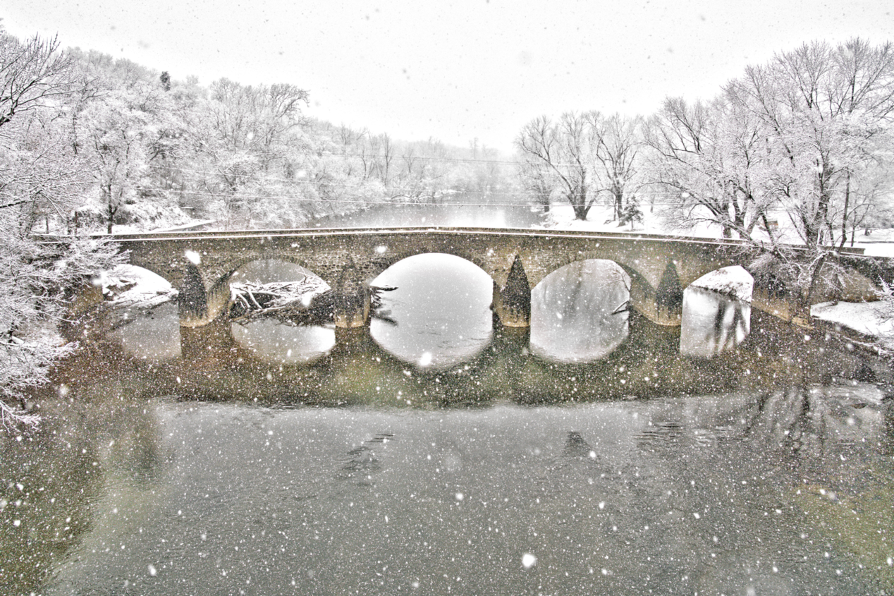 Wilson Bridge, circa 1819