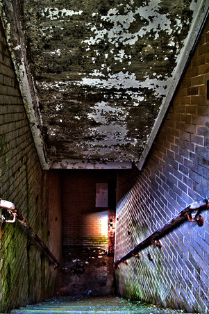 The Ominous Stairwell