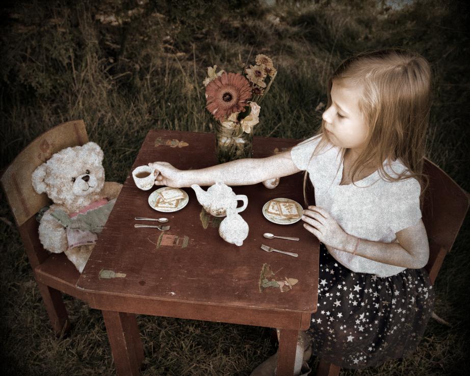 Tylar's Tea Party