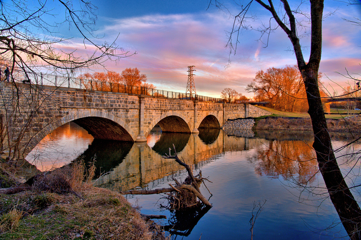 Conococheague Aqueduct, Williamsport, MD