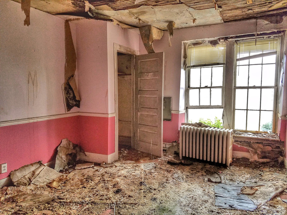 Room In Pink