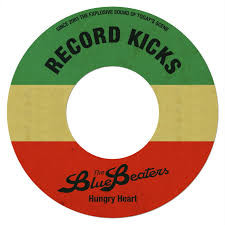 HUNGRY HEART (Record Kicks, 2015)