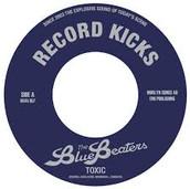 TOXIC (ONE DROP VERSION)/CATCH THAT TEARDROP (Record Kicks, 2014)