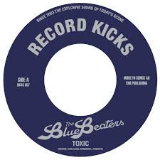 TOXIC (ONE DROP VERSION)/CATCH THAT TEARDROP (Record Kicks, 2014)
