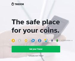 trezor crypto