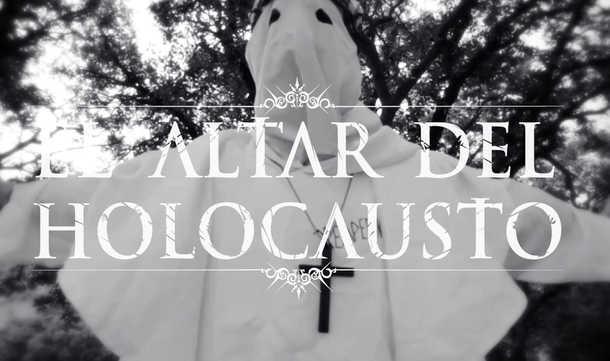 El Altar del Holocausto - Videoclip