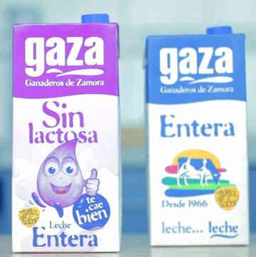 SPOT TV Leche Gaza