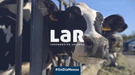 Leche Lar. Campañas