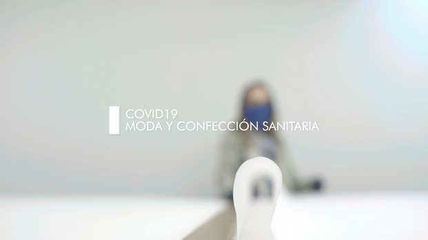 COVID19 Moda y confección sanitaria