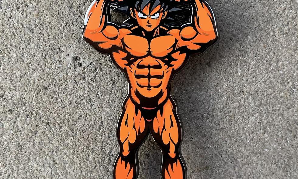Goku BB Pin