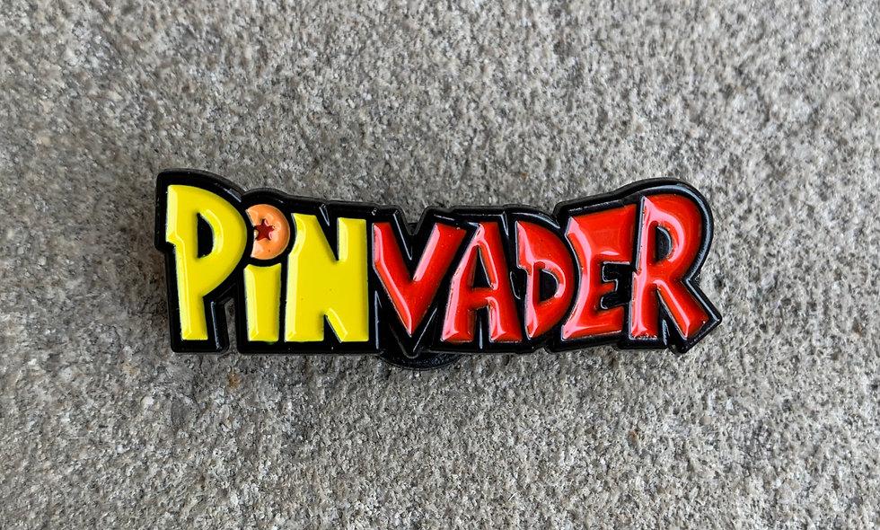 Pinvader Logo Pin