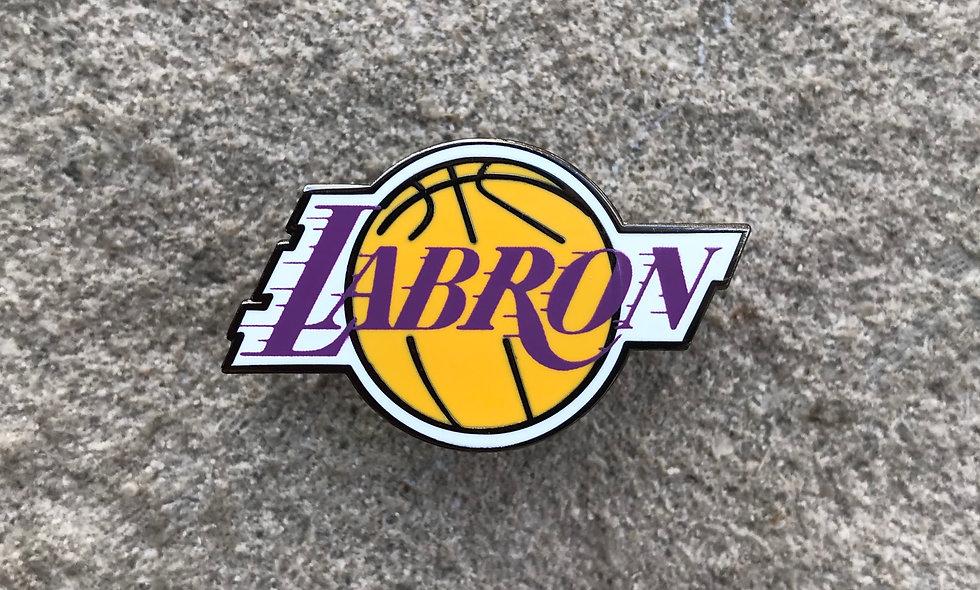 LAbron Pin