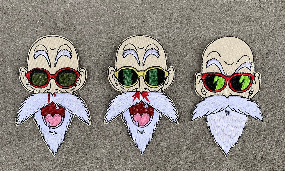 Master Roshi Patch