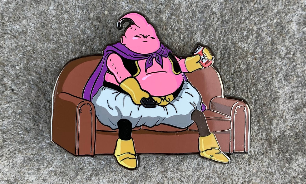 Couch Buu Pin