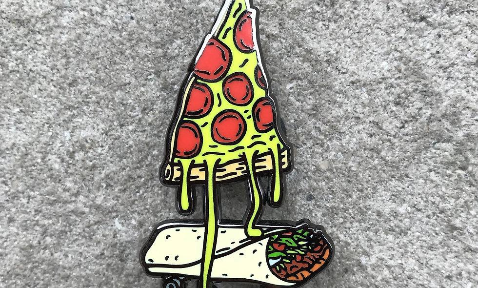 Pizzarito Pin *Preorder