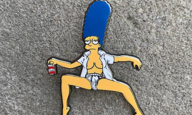 Marge Pin