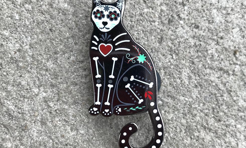 Sugar Cat Pin