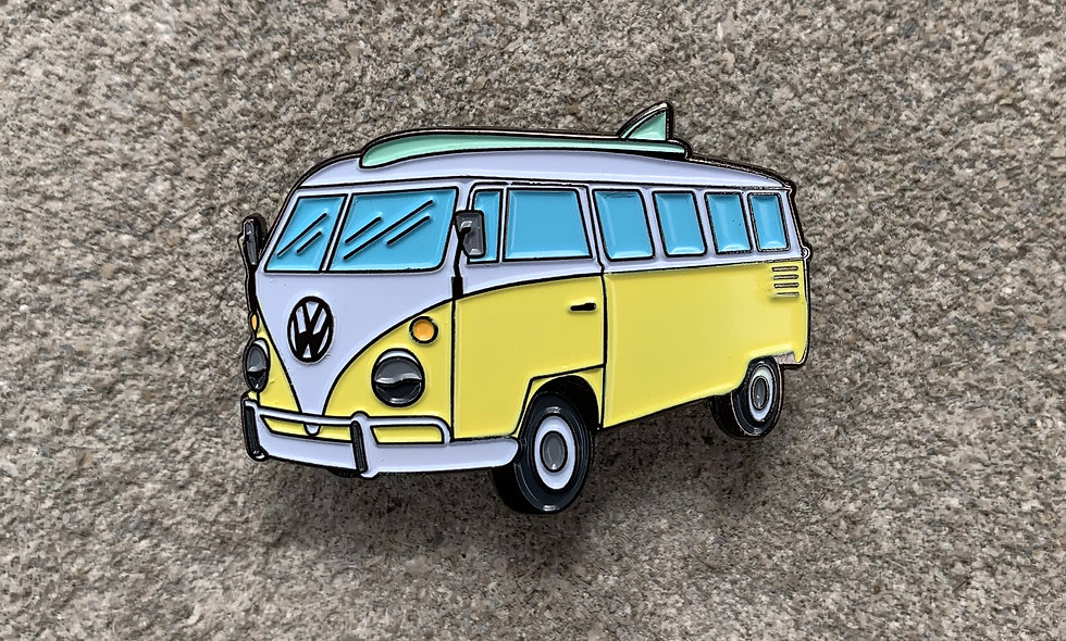 Microbus Pin