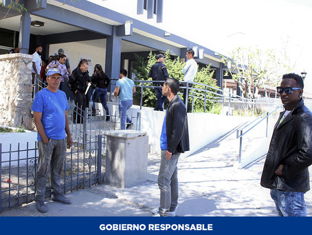 Ofrece SNE opciones de empleo para migrantes que cuentan con CURP