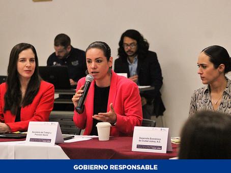 Presentan campaña para promover la denuncia de mujeres contra acoso laboral