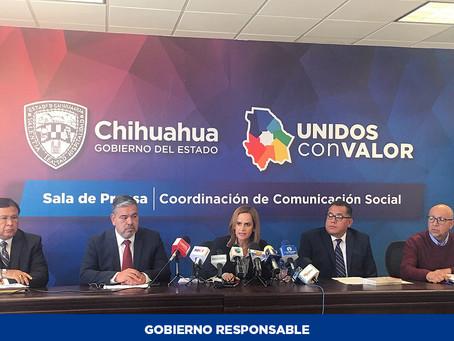 Garantiza Estado protección de derechos laborales a empleados de NAMS en Juárez